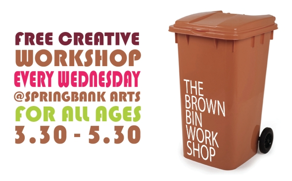 Next workshop - a mash up. Weds 18th July.